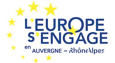 l'Europe s'engage en Auvergne - Rhône-Alpes