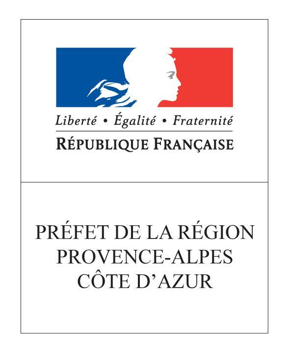 Préfecture Région Provence-Alpes-Côte d'Azur