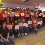 Cérémonie de Clôture Service Civique Unis Cité Lille Métropole Promotion 2016-2017