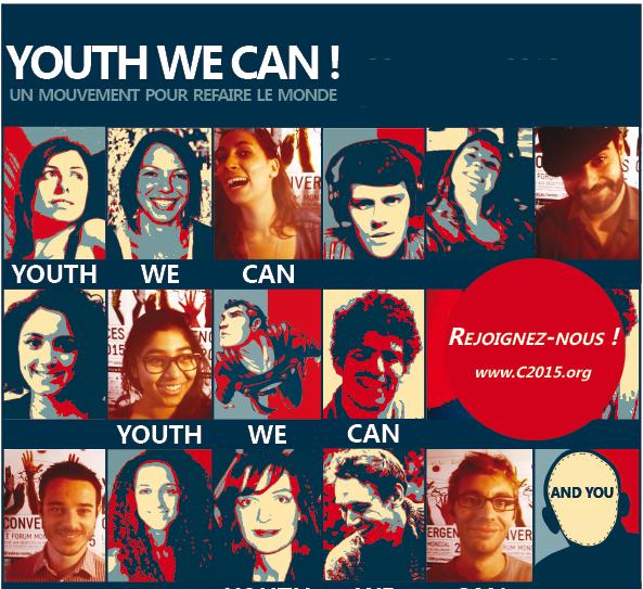 18 septembre : Unis-Cité est partenaire de la soirée Youth We Can !