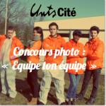 Concours photo «Equipe ton équipe!»