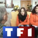 Reportage TF1 ! Les visites de convivialité menées par les volontaires de Haute Corse