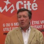 Zoom sur un administrateur d'Unis-Cité : Patrick Baboin