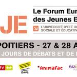 Communiqué : FOREJE 2014 : Rendez-vous les 27 et 28 août à l'université de Poitiers !