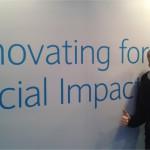 Unis-Cité remercie Barclays d'avoir permis à Sébastien, ancien volontaire du programme Rêve & Réalise, de participer au One Young Worl Summit, le sommet international des innovateurs sociaux