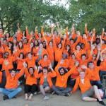 Les 88 volontaires ont débuté leur service civique à Toulouse