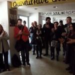 23 volontaires réunis pour préparer les 20 ans d'Unis-Cité