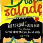 la Disco Salade Niçoise du 10 juin 2015 en image!