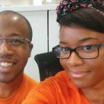 Saron et Hakim sont les nouveaux porte-parole d'Unis-Cité