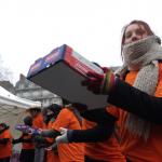 Le début d'une expérience riche pour les volontaires de la mission «Accueil des réfugiés» !