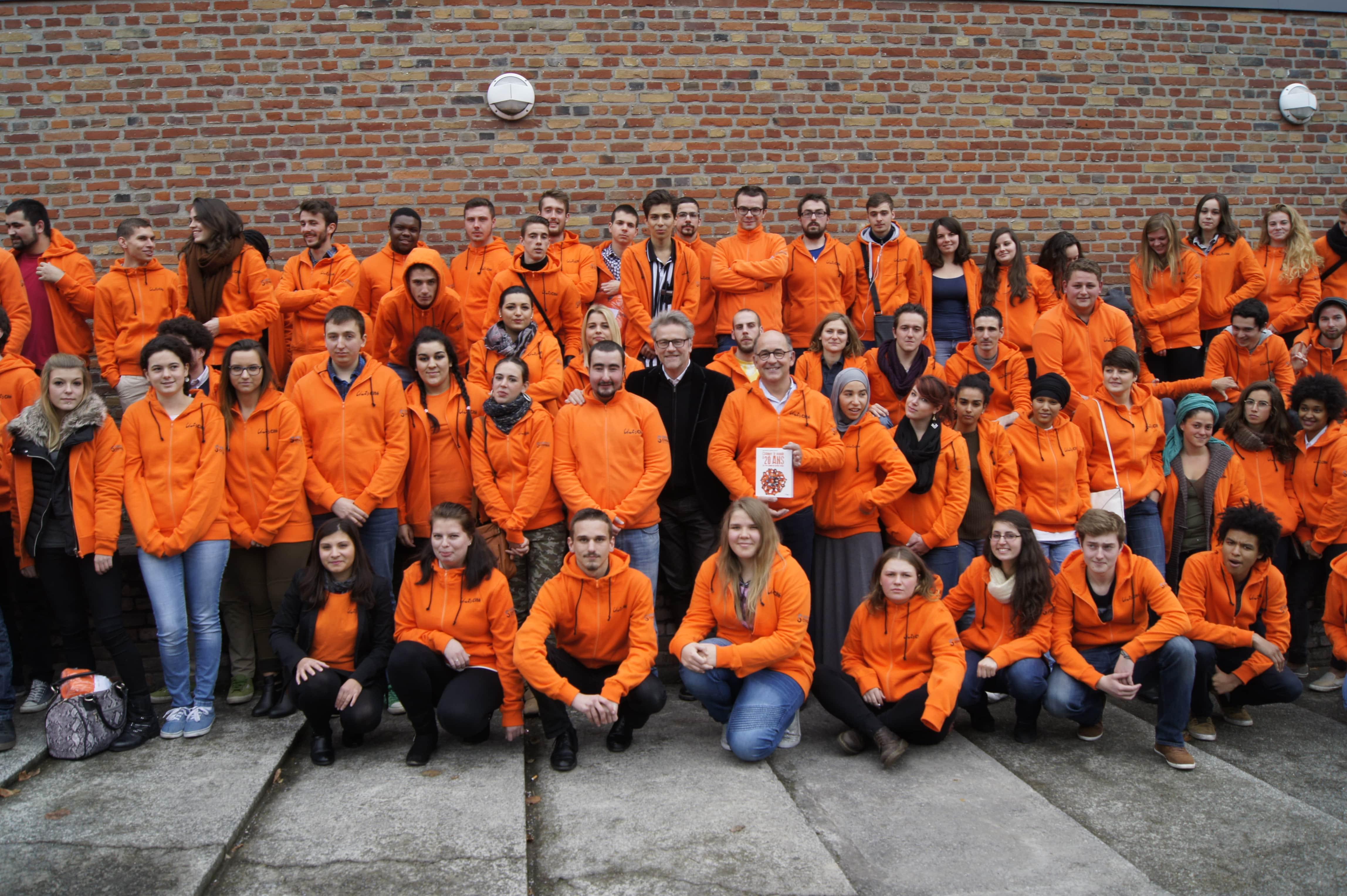 C'est la rentrée : Les 2000 premiers volontaires en service civique d'Unis-Cité arrivent sur le terrain !