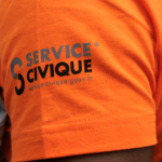 Participation du service Civique au Job Meeting