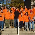 Les 16 premiers volontaires d'Unis-Cité Montpellier sont arrivés !