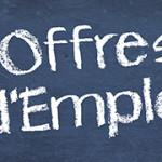Offres d'emploi, de bénévolat et bons plans