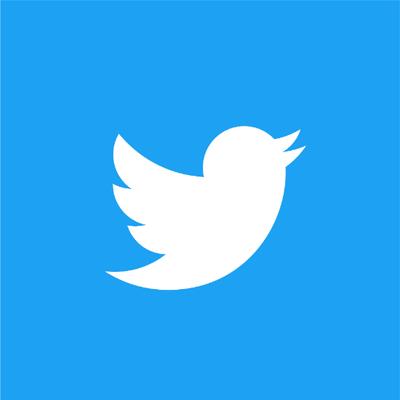 Compte Twitter en ligne
