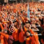Nous vous souhaitons une excellente année !