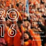 Unis-Cité vous présente ses vœux les plus solidaires pour 2016 !