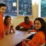 25 volontaires pour l'accueil des réfugiés en Ile-de-France !