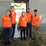 Interview de Sofian, volontaire à Saint-Nazaire.