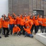 22 nouveaux volontaires sont arrivés sur l'antenne d'Unis Cité La Rochelle!
