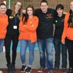 Les anciens volontaires présents aux dix ans d'Unis-Cité Lens !