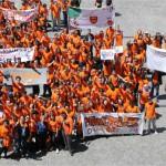 9 juin : Rencontre nationale des 300 premiers « jeunes ambassadeurs du cinéma ».