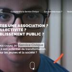 Le site de Relais Service Civique, filiale d'Unis-Cité soutenant le développement du Service Civique en France, est en ligne.