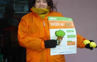 Les volontaires de la  transition énergétique