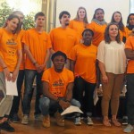 Trente-six jeunes ont fait leur service civique avec Unis-Cité