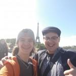 Québec ! Loïc et une équipe de Volontaires de Paris ont eu le plaisir d'accueillir Vincent, volontaire près de Montréal.
