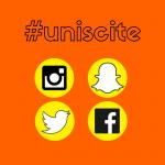 On souhaite une bonne rentrée aux nouveaux et on vous invite à nous rejoindre sur Facebook, Instagram, Twitter & Snapchat !! #uniscite