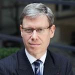 Jean Beunardeau, Directeur général de HSBC France, Président de la Fondation HSBC pour l'Education.