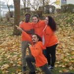 Selim, 21 ans, est volontaire à Amiens, dans le programme Cinéma & Citoyenneté.