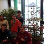 Chambéry : un goûter de Noël et un spectacle dans un EHPAD