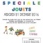 Dijon: une Gratiferia spéciale «jouets», où apporter, échanger, se servir… gratuitement