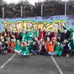 Angers et La Flèche : 96 «Pères Noël verts» pour répandre la joie
