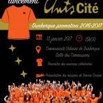 Cérémonie de Lancement Unis-Cité Dunkerque promotion 2016-2017