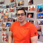 Michel, 23 ans, volontaire en Ile-de-France du programme « les volontaires de la transition énergétique »