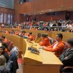 180 volontaires de Toulouse et Montauban ont simulé une campagne/élection présidentielle
