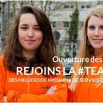 Rejoignez la #TeamUnisCité