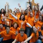 Tremplins pour 14 volontaires en Service Civique