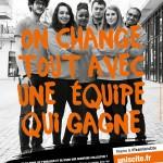 Unis-Cité Dunkerque recrute 72 volontaires en Service Civique !