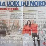 LA VOIX DU NORD PARLE DE NOUS!