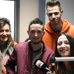 Les volontaires on air !