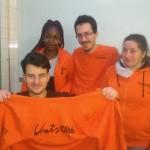Arnaud, 23 ans, a terminé en juin son Service Civique à Angers