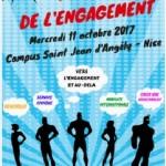 1er forum de l'engagement sur les Alpes Maritimes le 11 octobre!