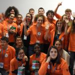 24 volontaires font rimer Chambéry avec énergie !