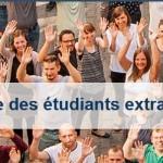Bourse des étudiants extraordinaires !
