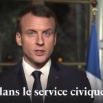 Message de Mr Macron à la jeunesse!