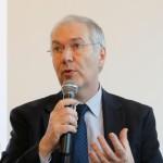 Alain Montarant, Président de la MACIF, partenaire historique d'Unis-Cité, qui soutient «Diffuseurs de solidarité»